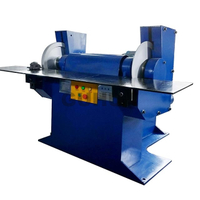 Double-Wheels Vertical High-Speed Grinding Machine
